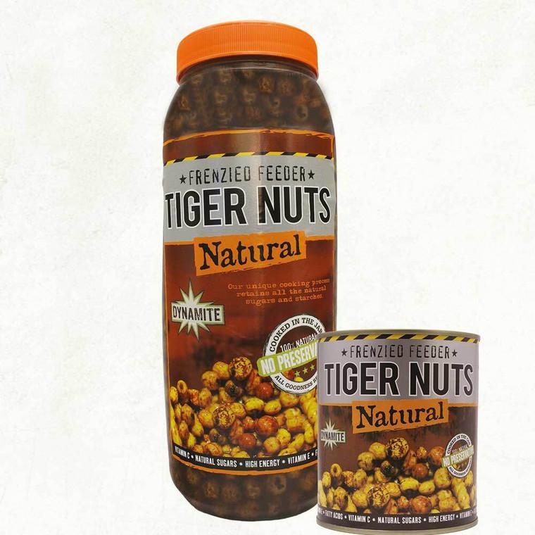 Dynamite Frenzied Tiger Nut Tin