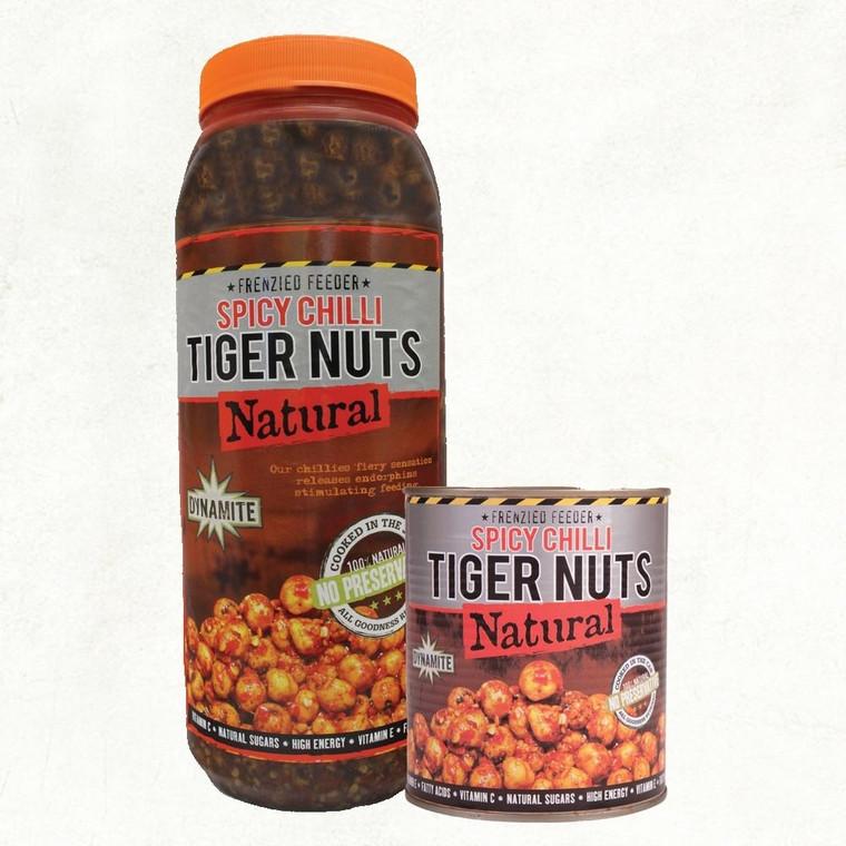 Dynamite Frenzied Chilli Tiger Nut Jar