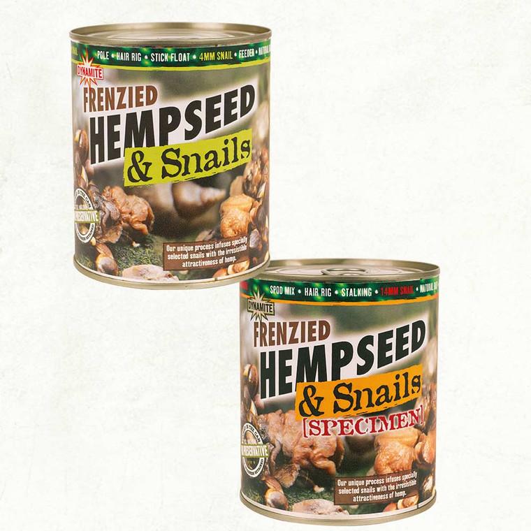 Dynamite Hemp & Snails