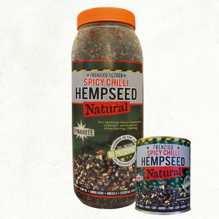 Dynamite Frenzied Chilli Hempseed  700g Tin