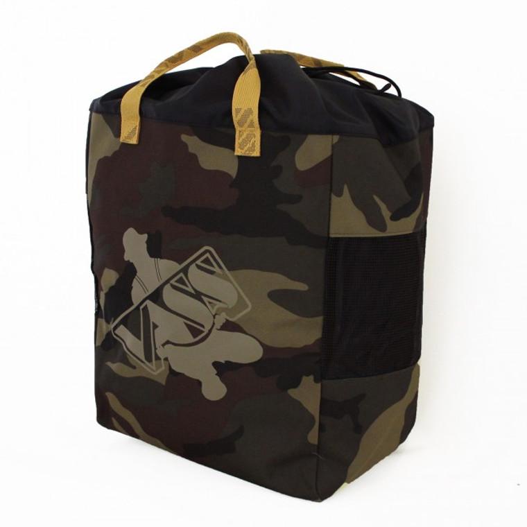 Vass-Tex Camo Wader Storage Carry Bag
