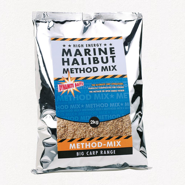 Dynamite Marine Halibut Method Mix 2kg