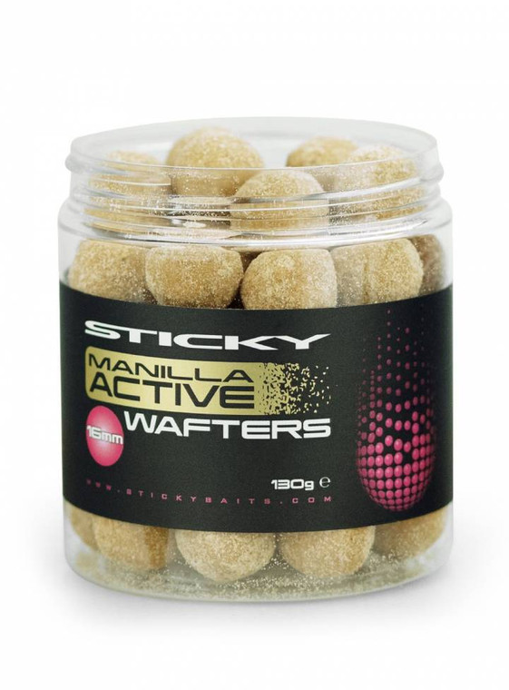 Sticky Baits Manilla Active Wafters