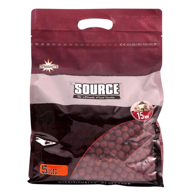 Dynamite Bait The Source 5kg Boilies