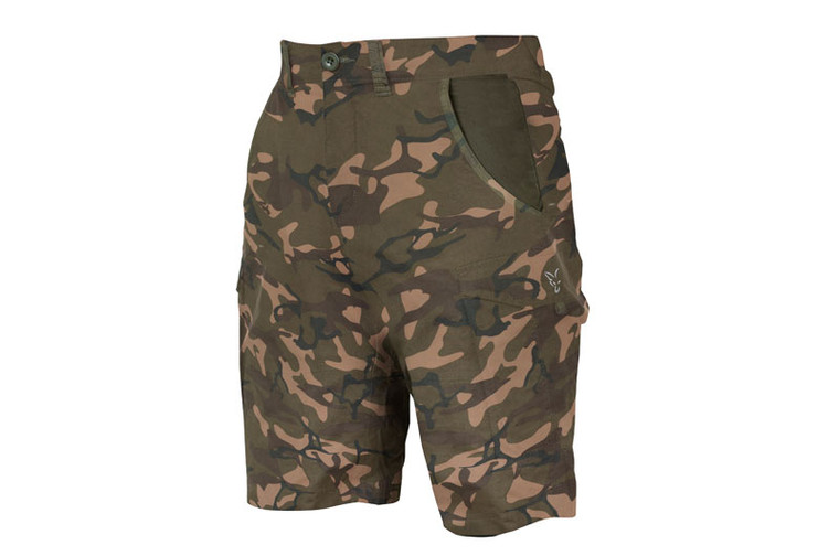 Fox Camo Edition Lightweight Cargo Shorts
