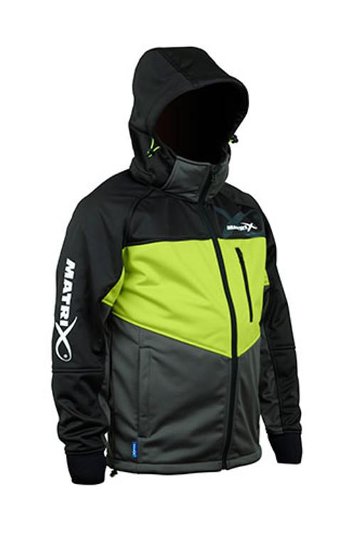 Fox Matrix Wind Blocker Fleece Jacket