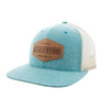 G. Loomis Leather Patch Trucker Cap