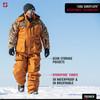 Striker Ice Men's Trekker Ice Fishing Bibs