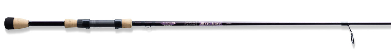 St. Croix Mojo Bass Series Spinning Fishing Rods