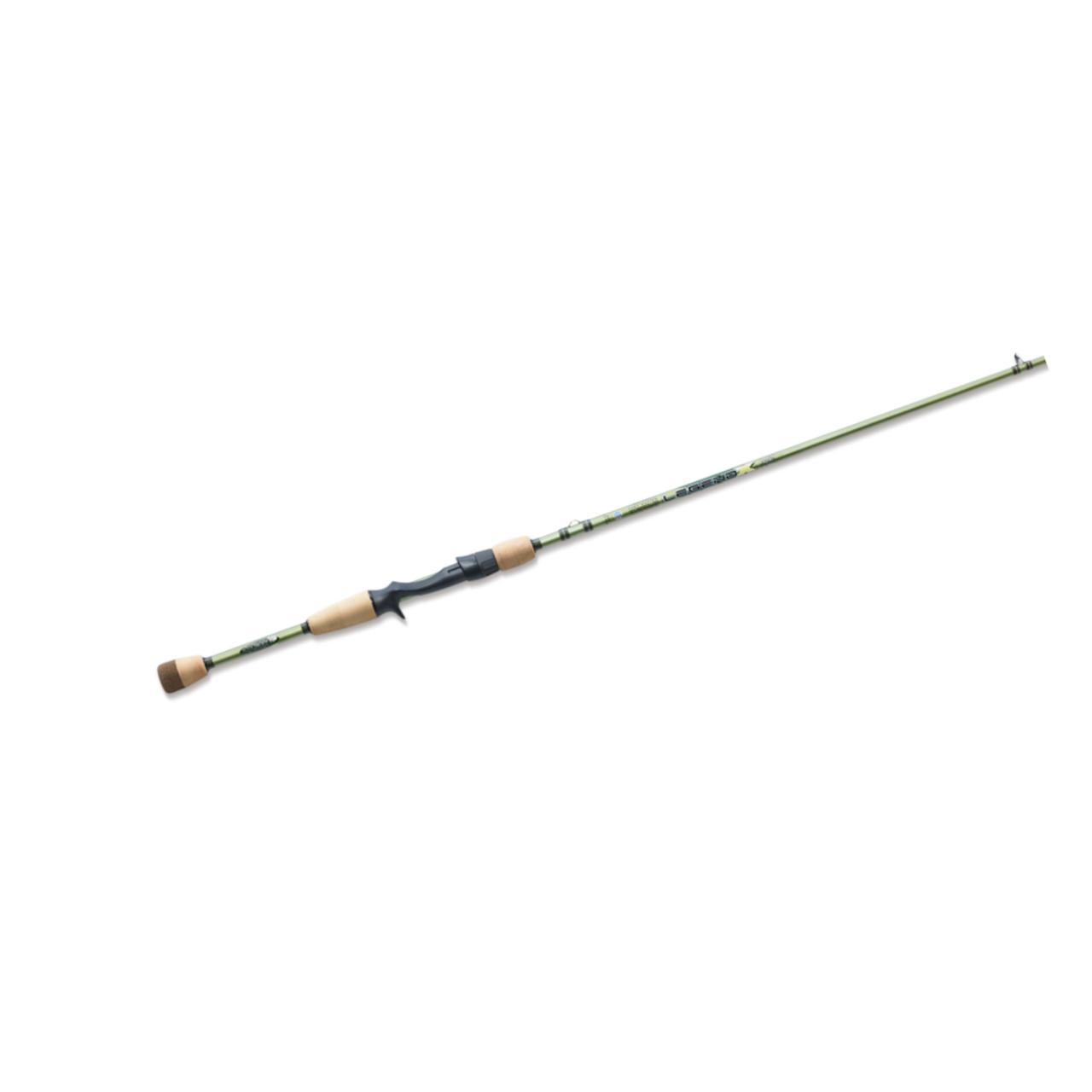 St. Croix Legend X Bait Casting Fishing Rod