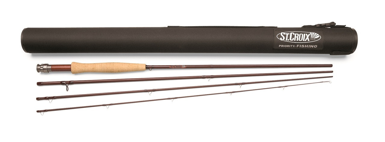 St. Croix 2018 Imperial USA Fly Fishing Rods
