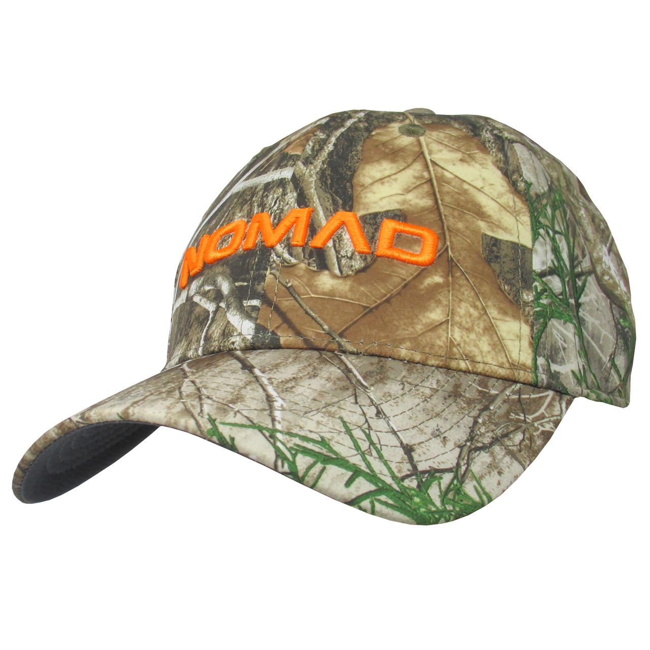 Nomad Camo Stretch Hunting Cap, N3000042 Realtree Edge