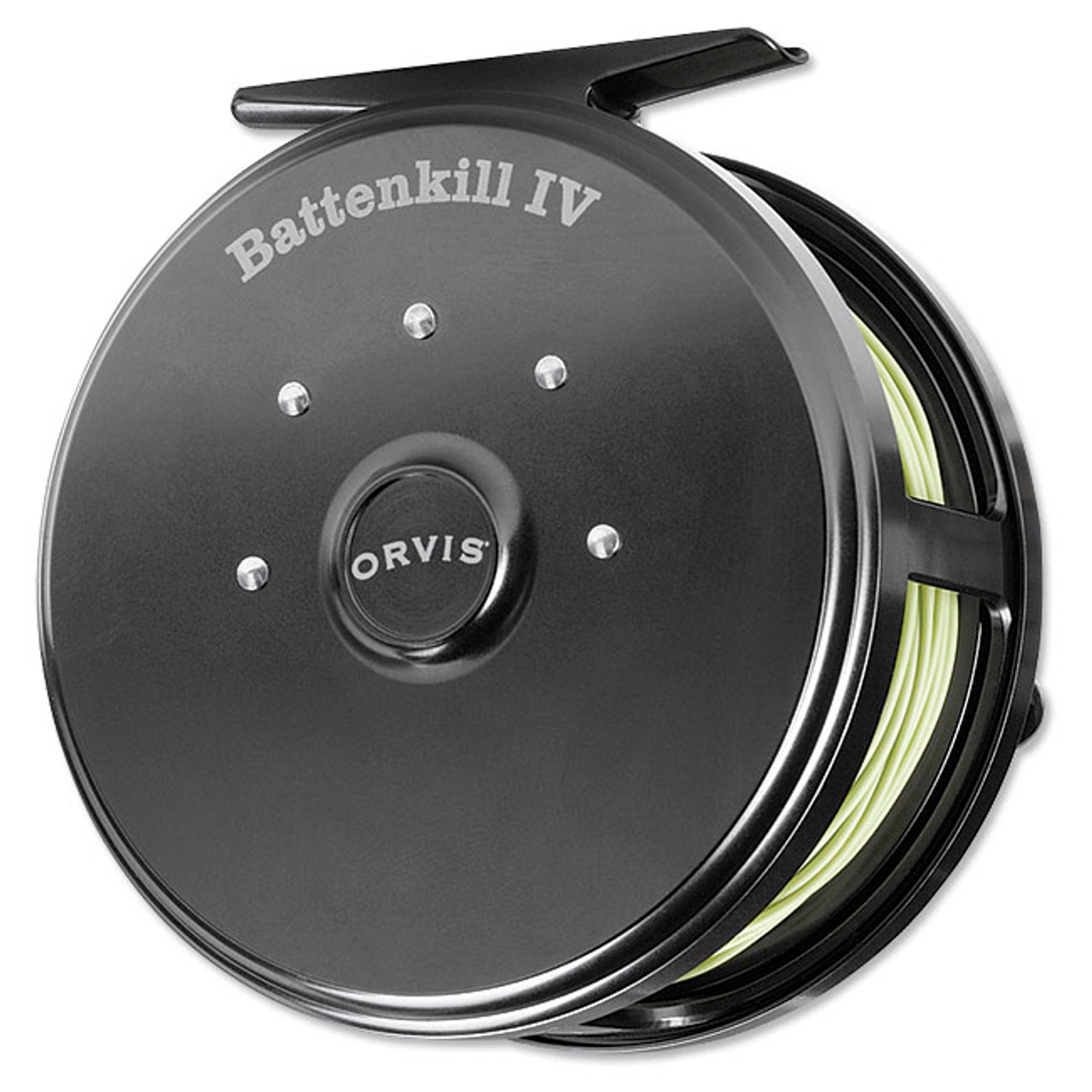 Orvis Battenkill Click and Pawl Fly Fishing Reel (Size IV - Size V)