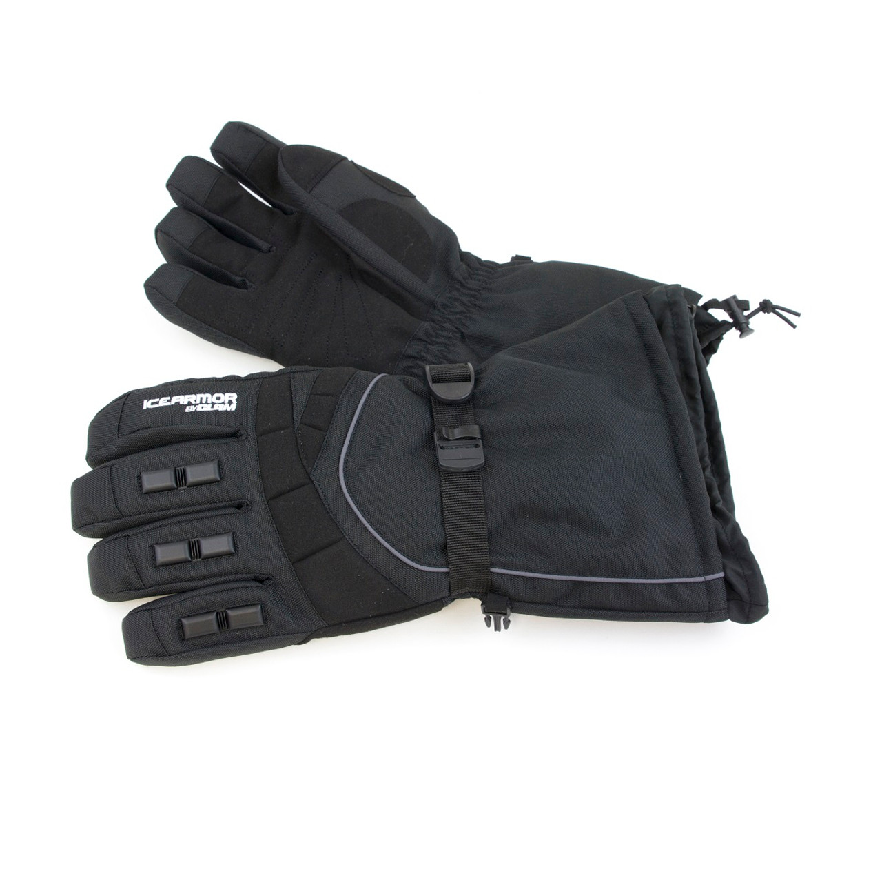 Clam Outdoors IceArmor Extreme Ice Fishing Gloves