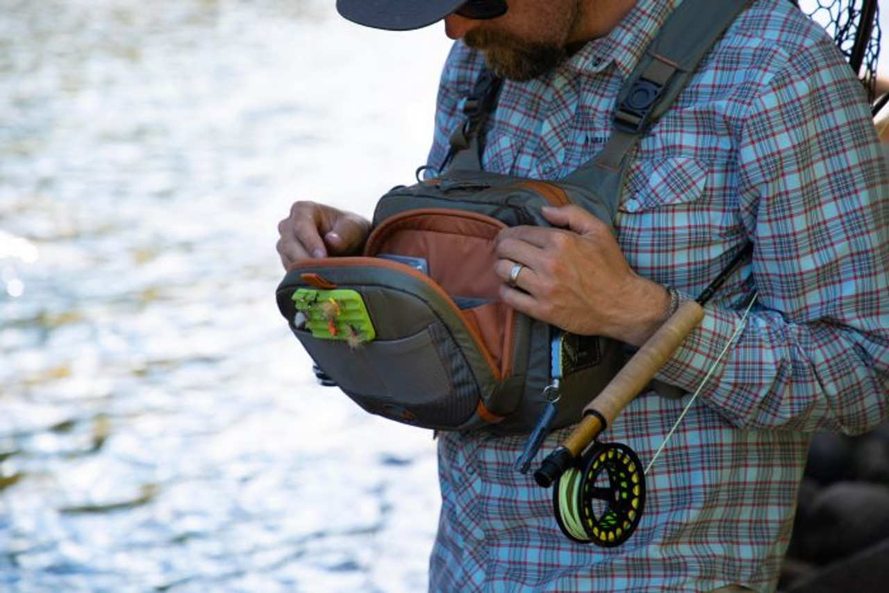 Fishpond Fly Fishing, Cross-Current Chest Pack