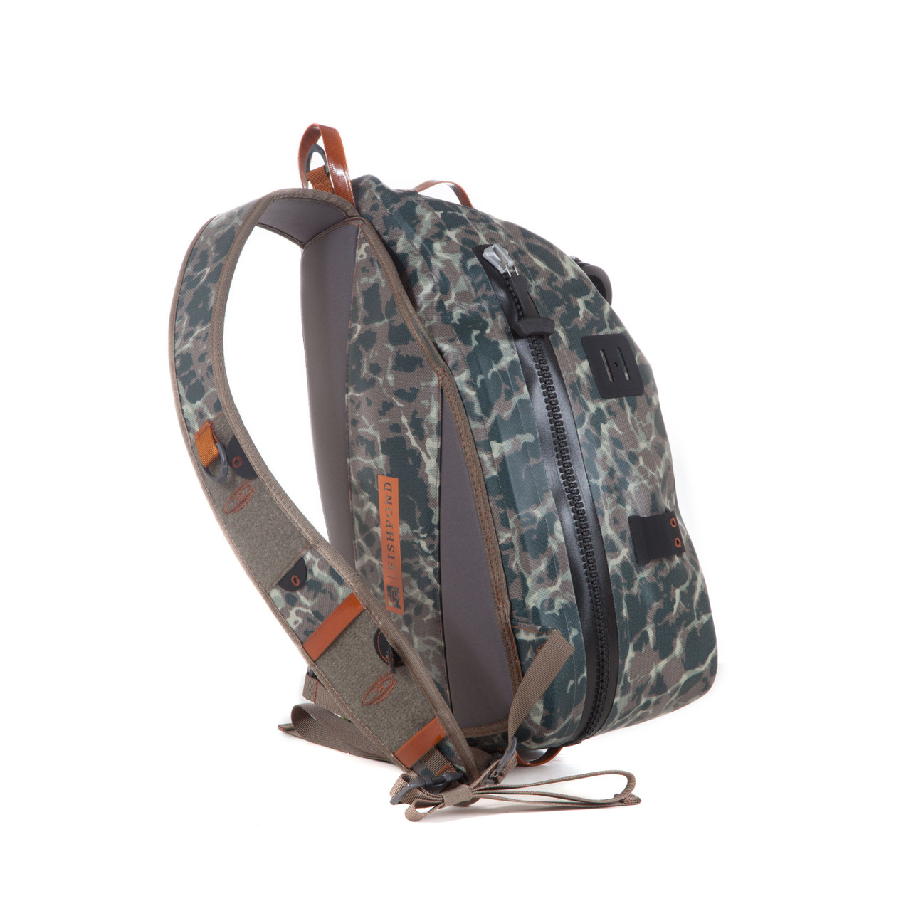 Fishpond Thunderhead Submersible Sling Pack, Riverbed Camo