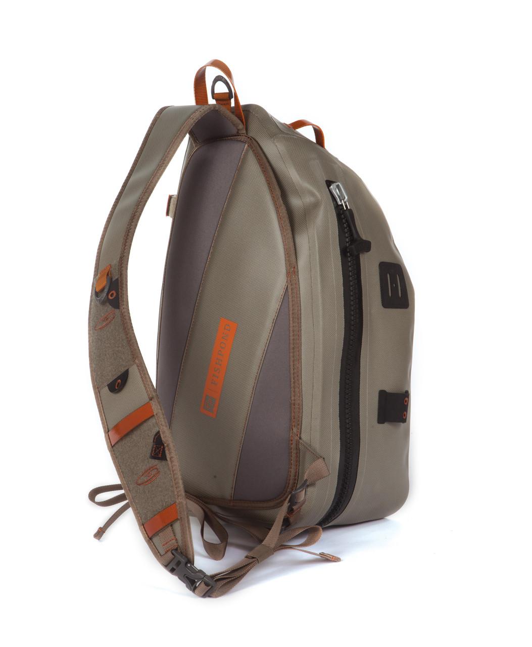 Fishpond Thunderhead Submersible Sling Pack, Shale