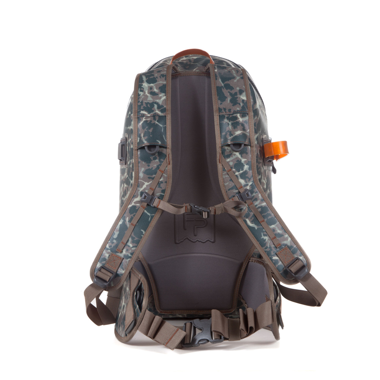 Fishpond Thunderhead Submersible Backpack, Riverbed Camo