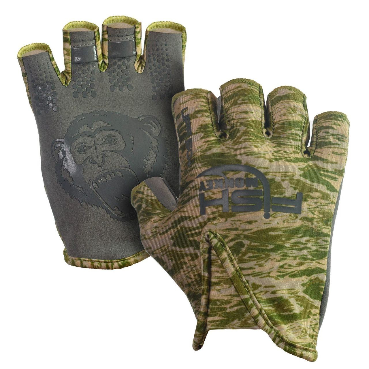 Fish Monkey FM18 Stubby Guide Gloves