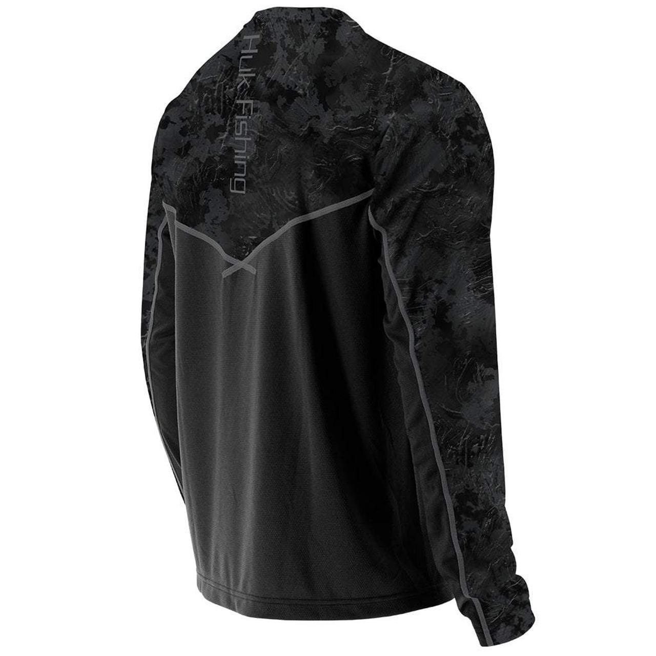 Huk Men's Icon Camo Long Sleeve Shirt H1200143