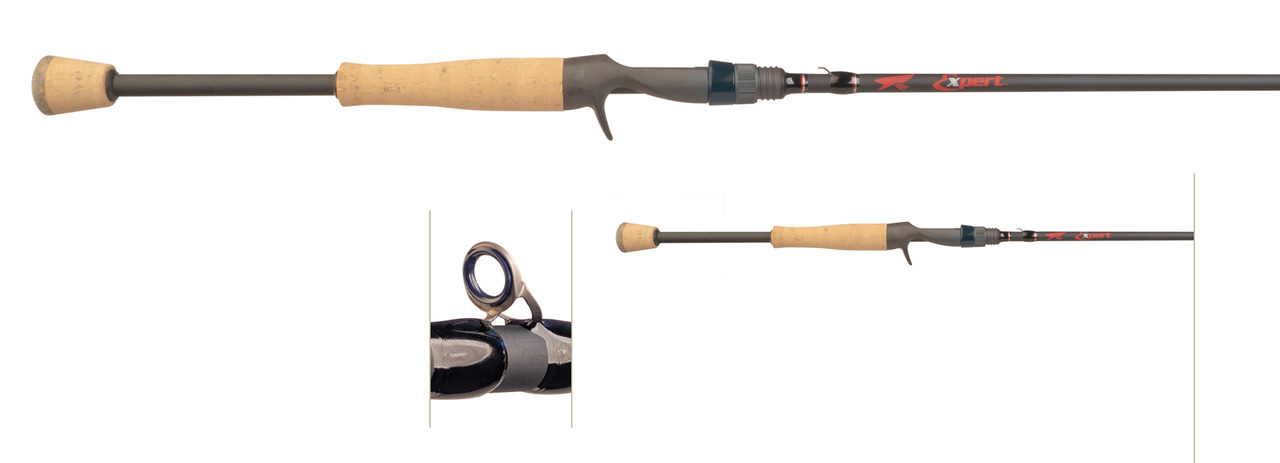 Falcon Expert Bait Casting Fishing Rod