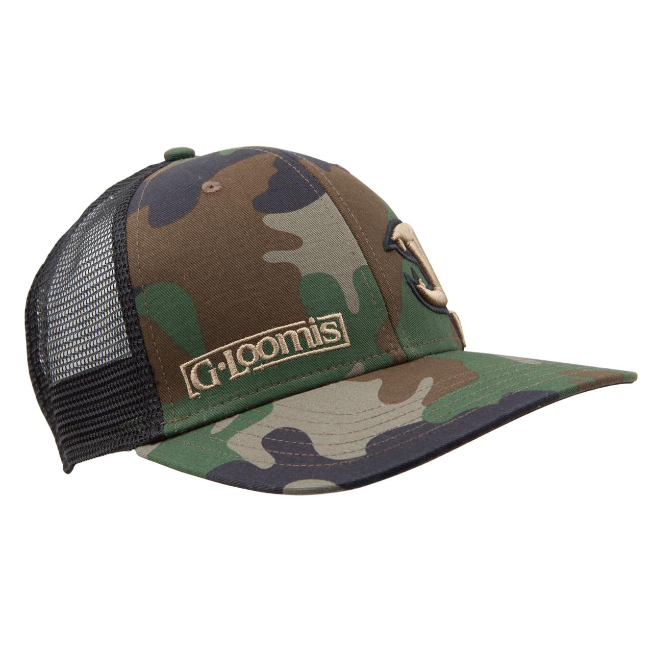 G. Loomis Chase Logo Trucker Cap