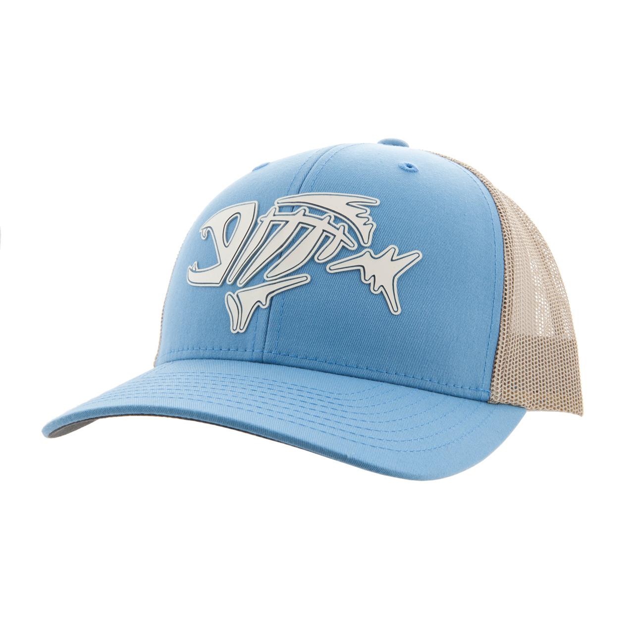 G Loomis Patch Trucker Hat Blue