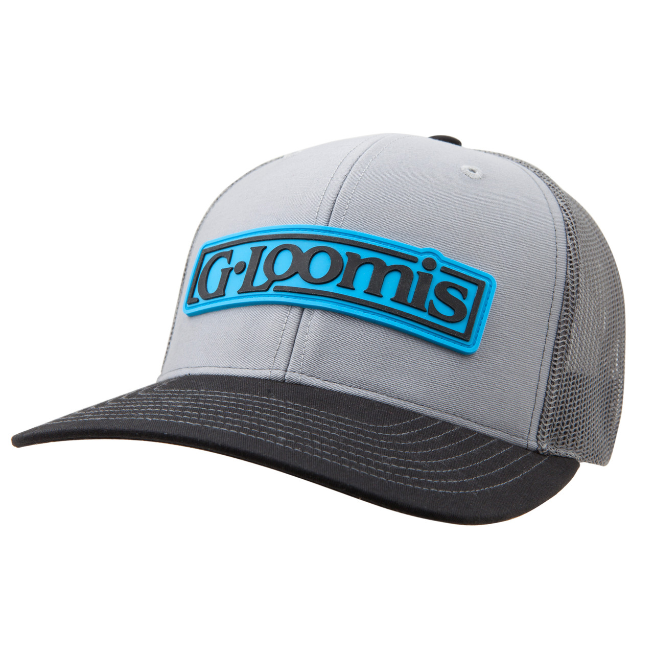 G. Loomis Rubber Logo Trucker Cap