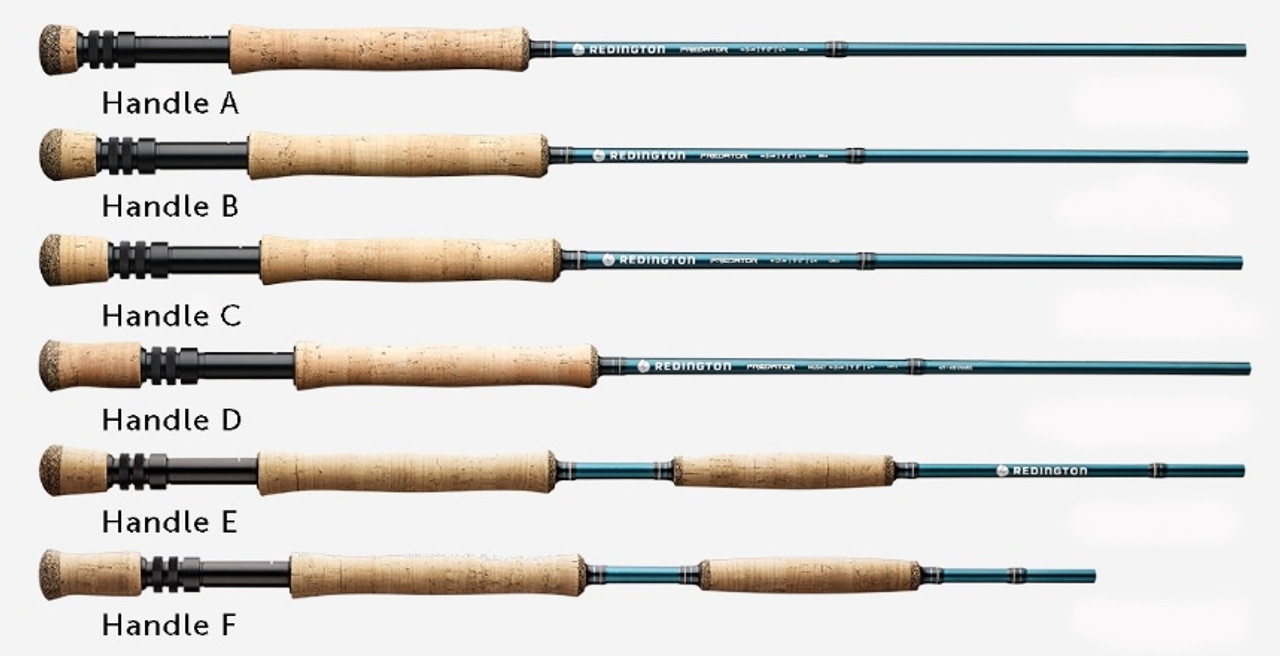 Redington Predator Fly Fishing Rod