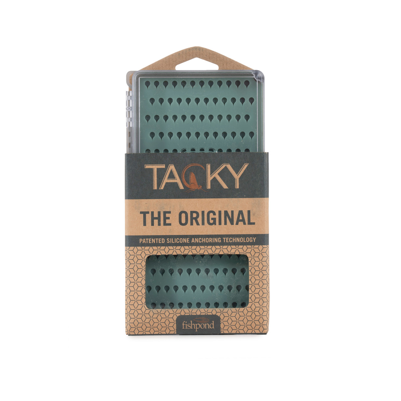 Fishpond Tacky Original Fly Box, 1 Sided