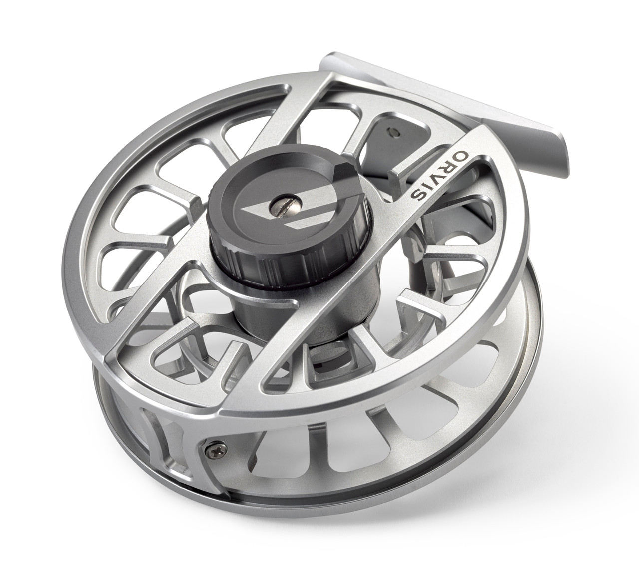Orvis Hydros Super Large Arbor Fly Fishing Reel, Silver