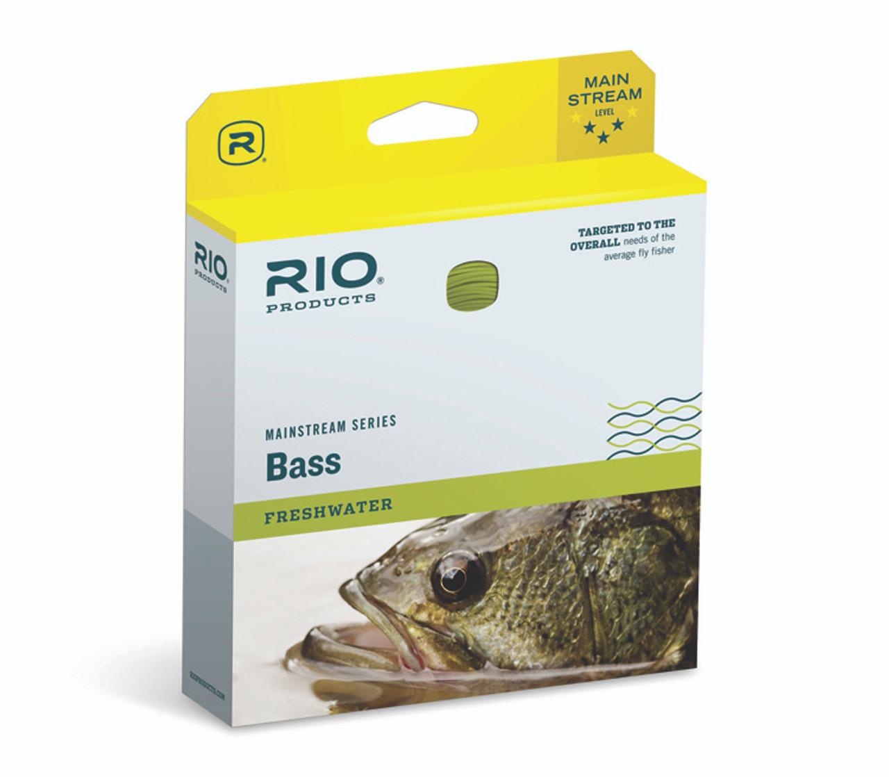 RIO Mainstream Bass WF Floating Fly Fishing Line