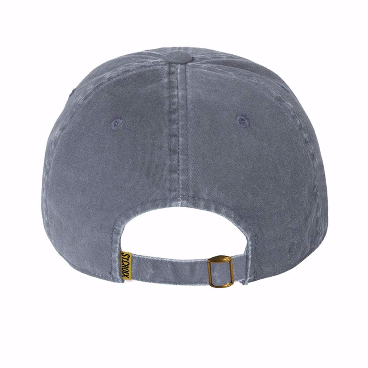 St. Croix Rods Washed Fishing Cap