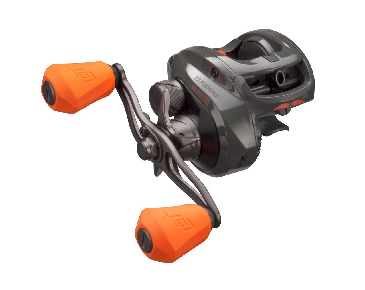 13 Fishing Concept Z Slide Bait Casting Fishing Reel