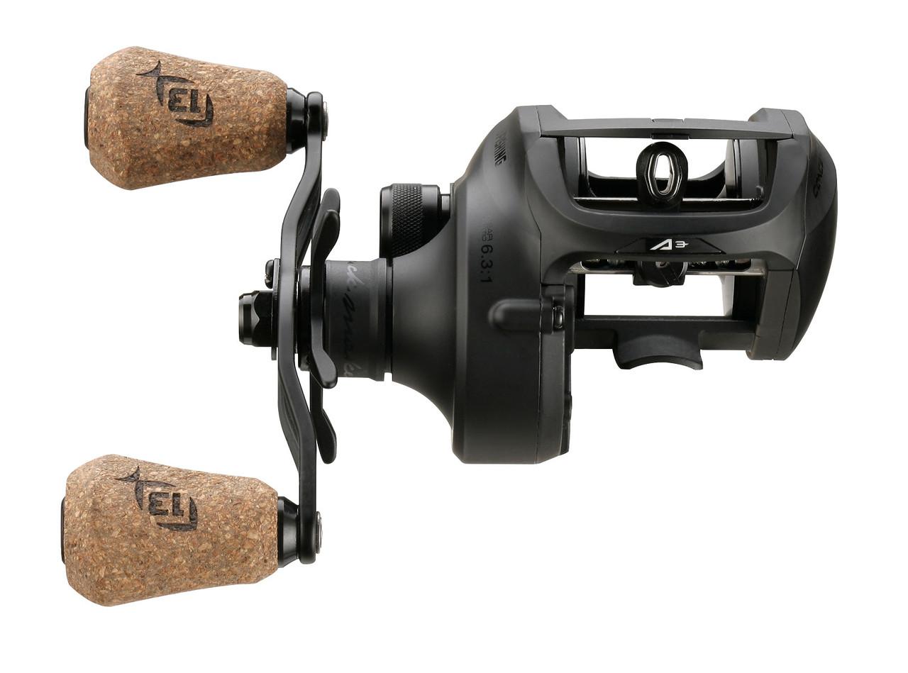 13 Fishing Gen 2 Concept A3 Bait Casting Fishing Reel