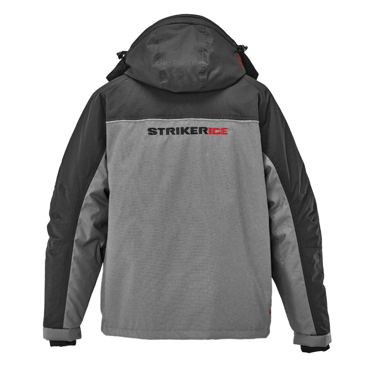 Striker Ice Men's 2020 HardWater Ice Fishing Jacket