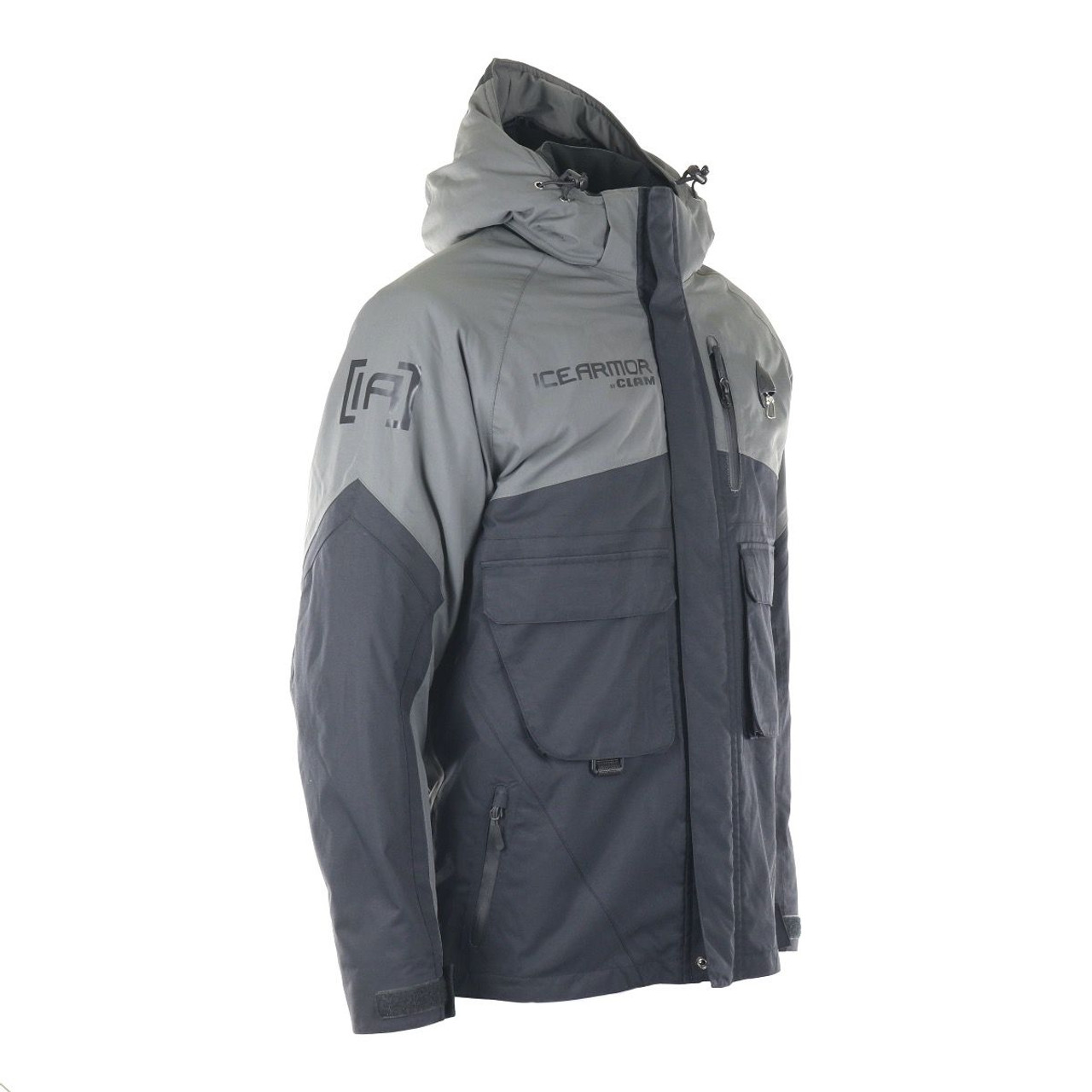 Clam Ice Armor Men's 2020 Ascent Float Ice Fishing Parka
