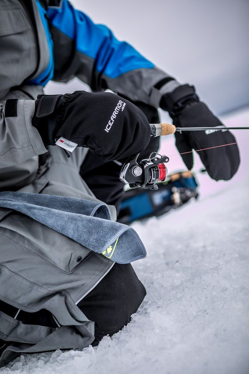 Clam IceArmor Delta Ice Fishing Mitts
