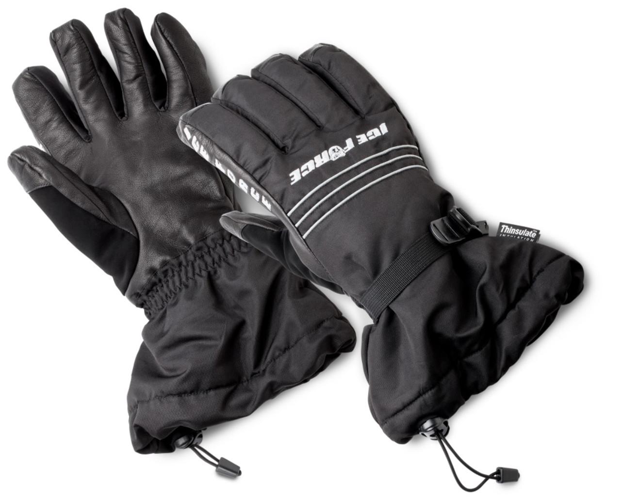 Strikemaster Heavyweight Ice Fishing Gloves SG03