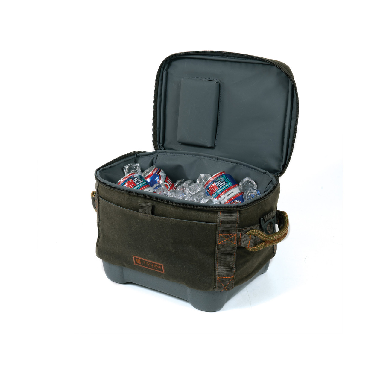 Fishpond Blizzard Cooler, Peat Moss (FISHPOND-BC-PM)