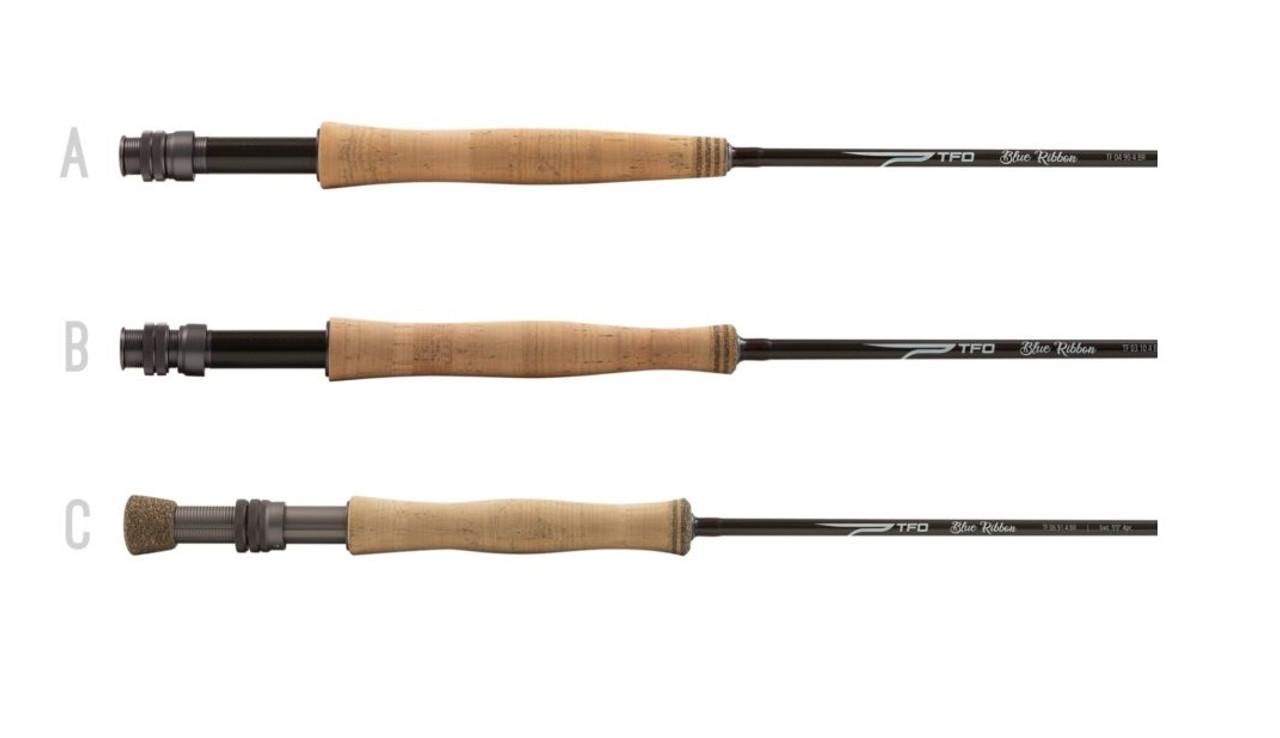 TFO Blue Ribbon Series Fly Fishing Rod