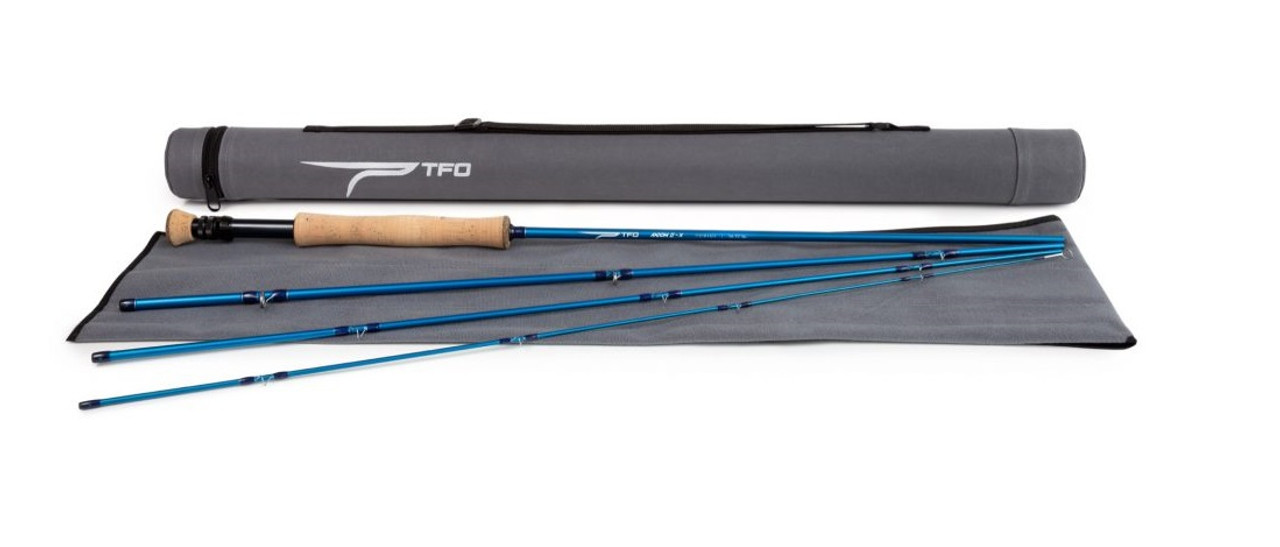 Temple Fork Outfitters TFO Axiom 2-X Series Fly Fishing Rods