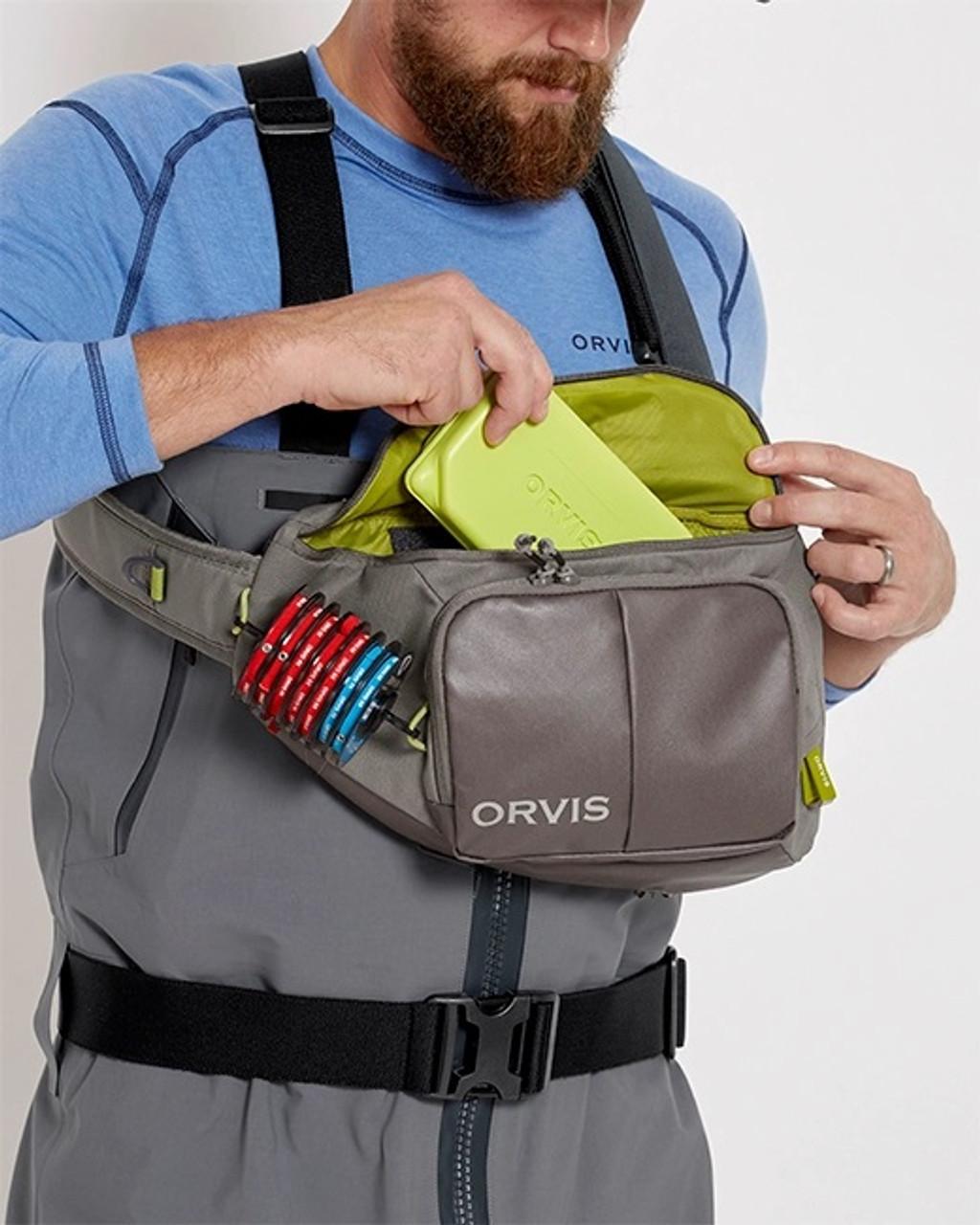 Orvis 2021 Mini Fly Fishing Sling Pack 26B2