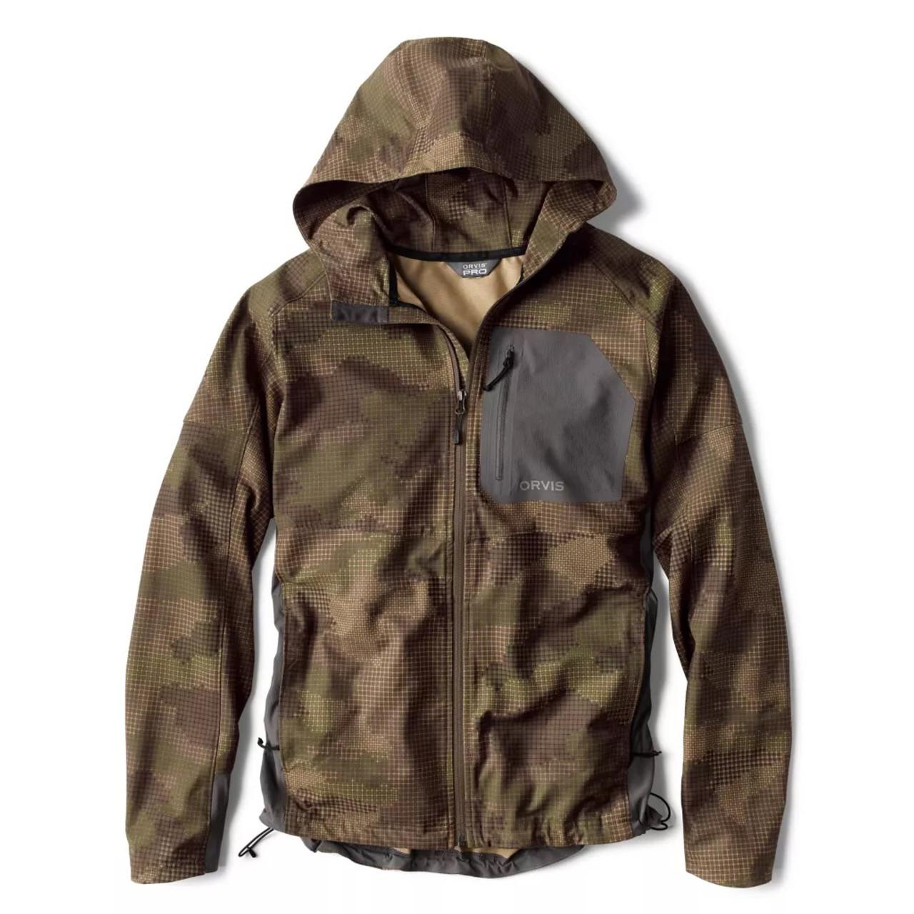 Orvis Men's Pro LT Softshell Hoodie 27XB