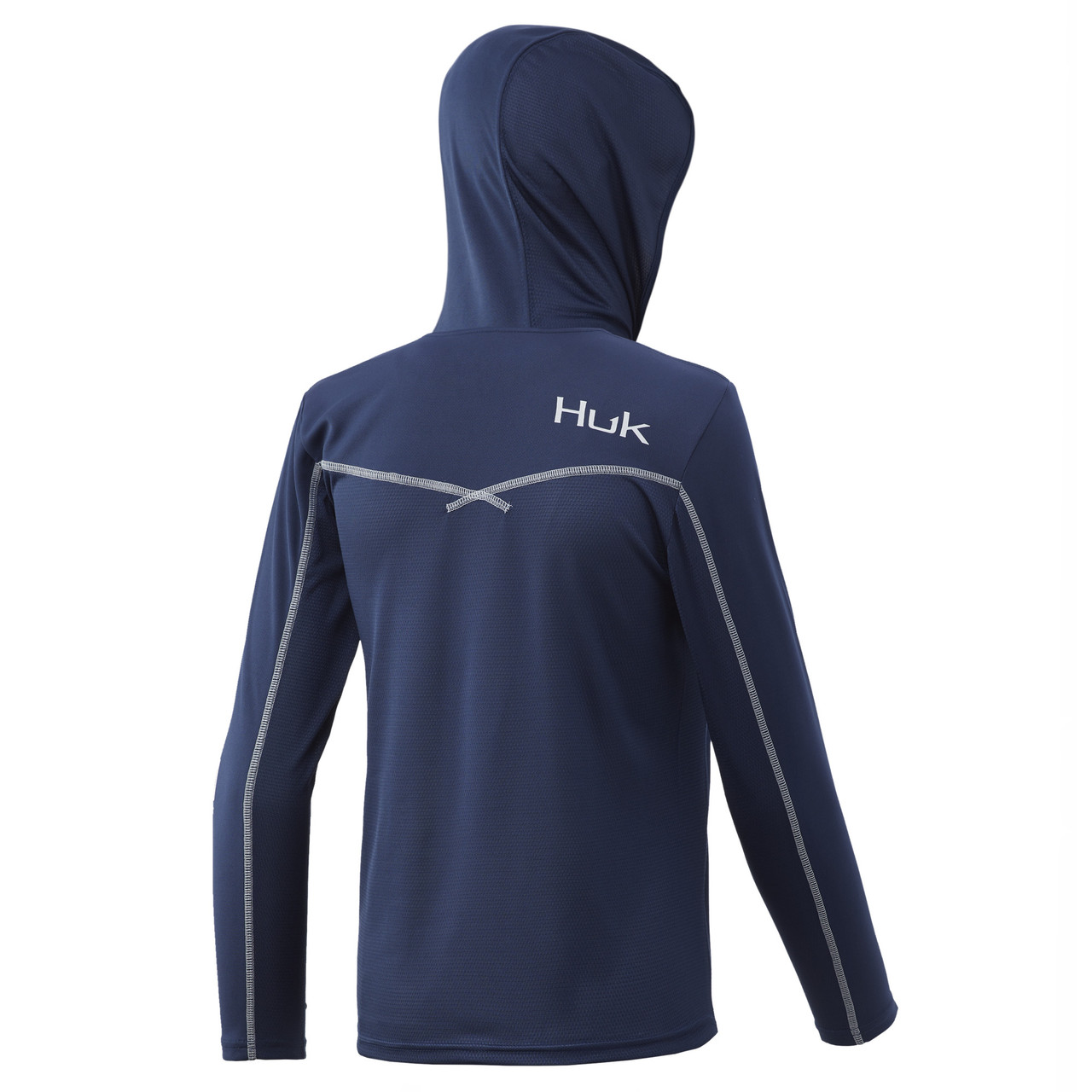 Huk Youth Icon X Solid Hoodie H7120044