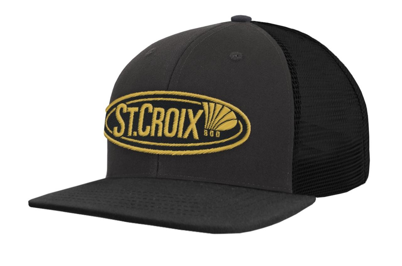 St. Croix Deepwater Fishing Cap (CROIX-SC20A-H177)