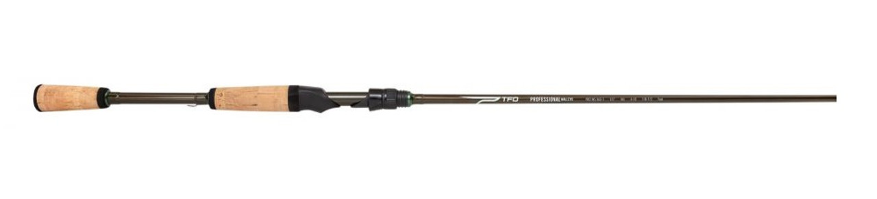 TFO Pro Walleye Spinning Fishing Rod Series