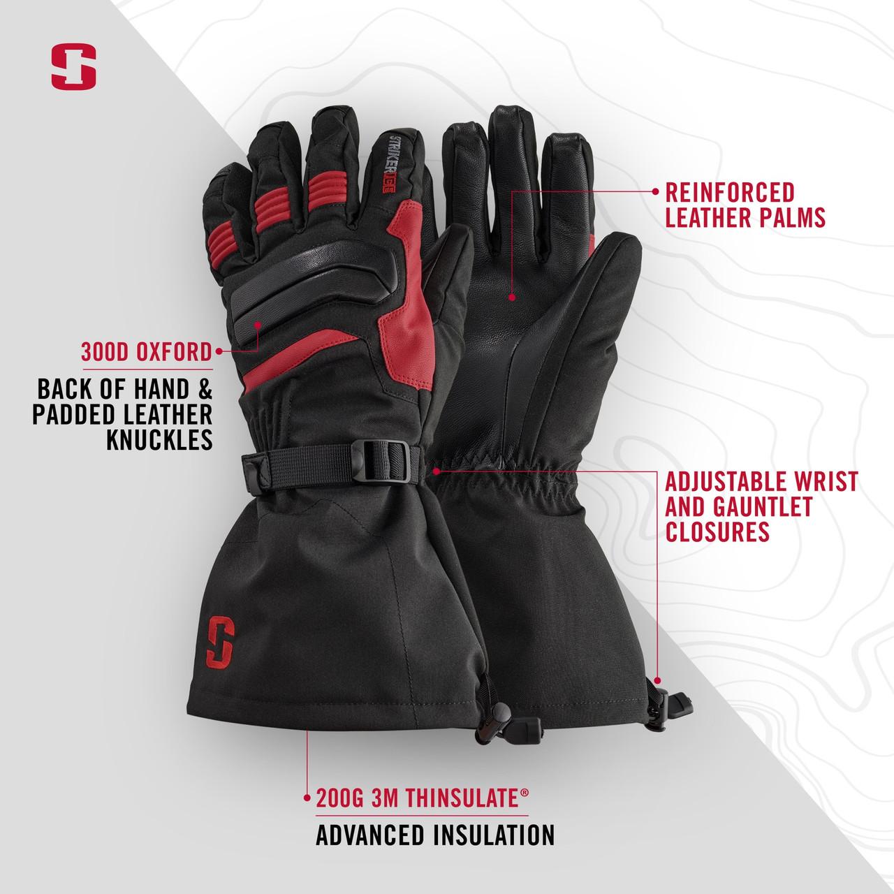 Striker Ice 2021 Defender Ice Fishing Gloves