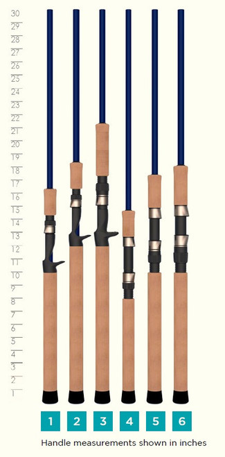St. Croix Legend Trek Travel Spinning Fishing Rods