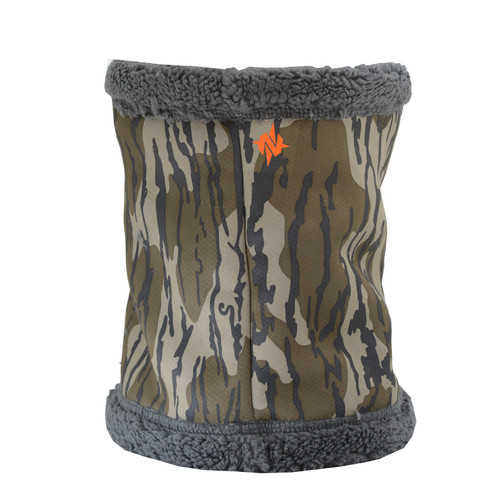 Nomad Harvester Fleece Lined Camo Hunting Neck Gaiter N3000110